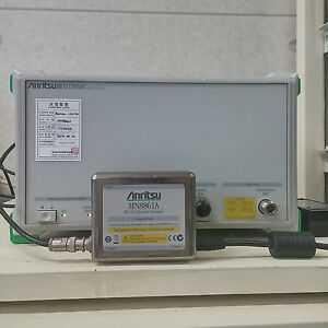 Used Anritsu Mt8860c w opt 17 802 11n Wlan b g n Test Set Calibrated