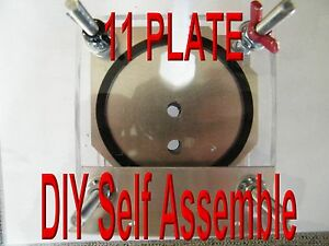 Hho 11 Plate Dry Cell Build It Yourself Hydrogen Generator Fun Activity
