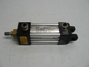 New Parker 01 50 Bb4mau14a 2 000 Pneumatic Cylinder 4ma Series 2 Inch Stroke