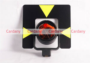 Single Prism With Soft Bag For Leica Type Total Stations offset 0mm