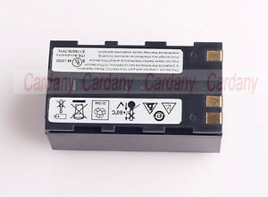 Rc Replacement For Leica Geb221 Survey Instrument Battery 4400mah 7 4v Lithiu
