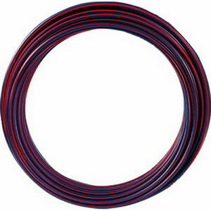Viega 2802us Proradiant Pex Black With Red Stripe Barrier Coil Tube 3 4 X 150