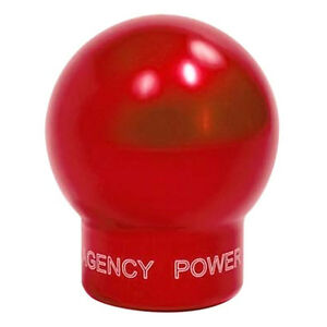 Agency Power 6speed Aluminum Red Shift Knob For Subaru Brz Scion Frs Ap frs 305