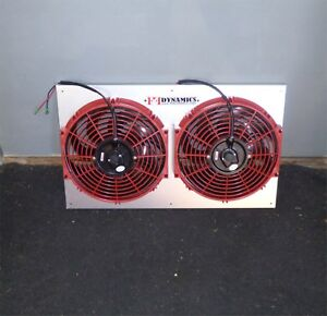 Toyota T100 Ffd Extreme Dual Electric Cooling Fan Kit Get More Mpg Hp T 100