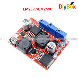 Dc dc Step Up Down Boost Buck Voltage Converter Module Xl6019 Lm2596s Power D