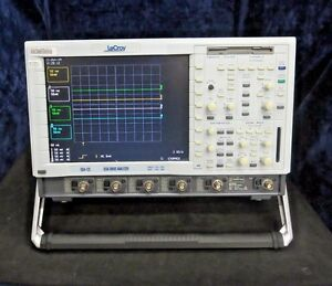 Lecroy Dda 125 Disk Drive Analyzer W Lots Of Options Dda125