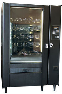 Automatic Product Ap320 Refrigerated Snack Candy Vending Machine