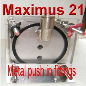 Hho New Maximus Turbo 21 Plate Basic Kit Easy Install With Koh