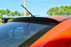 Unpainted For Ford Fusion Se Sedan K Type Rear Roof Sport Spoiler Wing10 12