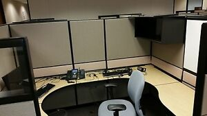 Teknion Tos Cubicle 6 x8 Lot Of 75