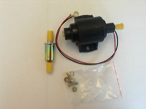 Brand New Micro Electric Fuel Pump 12s 4 To 7 Psi 35gph