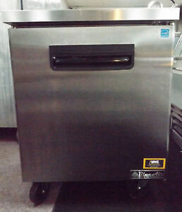 Blue Air Baur28 Single Door Undercounter Refridgerator 28 Inches