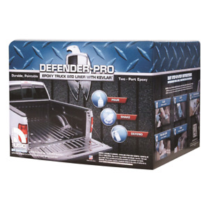 Usc 18002 Defender Pro Epoxy Truck Bed Liner Spray On Kit With Gun 1800 2