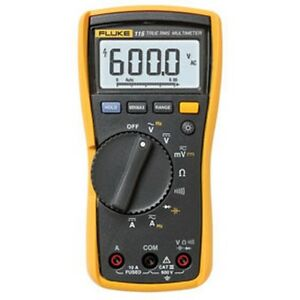 Fluke Compact Multimeter Flk115 New