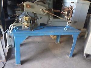 Perkins 3 Ton Punch Press 3c