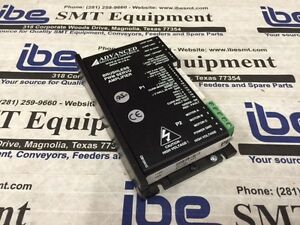 New Advanced Motion Controls Brushless Servo Amplifier b12a6n