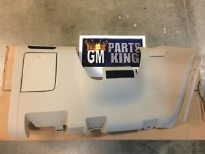 Saturn Gm Oem 07 09 Aura Instrument Panel Dash column Filler 25930769
