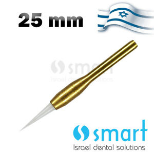 Dental Soft Tissue Trimmer Surgical Ceramic Precise Cuts 25mm Next Israel Bur