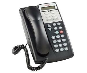 Fully Refurbished Avaya Partner Series 2 6d Display Phone black