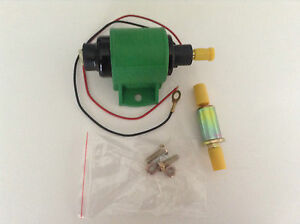 Brand New Micro Electric Fuel Transfer Pump Diesel 12d 4 7 Psi 35gph