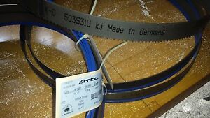 Anntz 14 6 X 1 X 1 3 8 X 042 X 4 6 Tpi Metal Cutting Band Saw Blade 625c