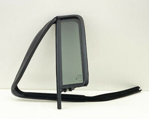 For 2008 2012 Jeep Liberty 4 Door Rear Vent Window Glass Driver Left Side