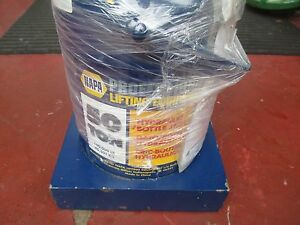 New Napa 791 6020 50 Ton Heavy Duty Hydraulic Bottle Jack 7 1 8in Lift Distance
