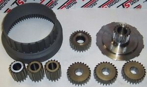 Tsi Powerglide 169 Straight Cut Planetary Gearset With 9310 Gears Material