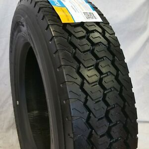 2 tires 255 70r22 5 Dt320 New Heavy Duty Tires 16 Ply 255 70 22 5