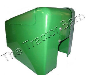 John Deere 3 Piece Rockshaft Cover Set W Toolbox 3020 4020 4320 Rock Shaft