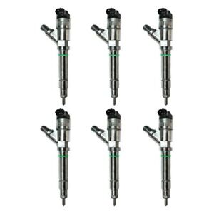 Exergy New 50hp Injectors For 04 5 07 Dodge 5 9l Cummins New E02 20220