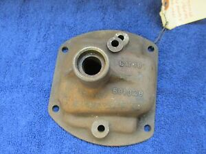 1940 48 Chevy 3 Speed Transmission Shifter Cover Nos Gm 616