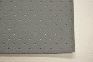 Ford Perforated Headliner Vinyl Grey Gray Material By The Yard Top Quality