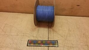 525 Nos Electrical Wire M22759 44 16 6 Blue 16 awg 19 strand 6145013139865