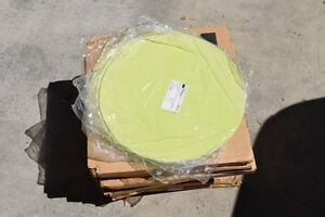 3m Imperial Lapping Film Disc 265x 15xnh 1mic 3 Mil Material A o Qty 900