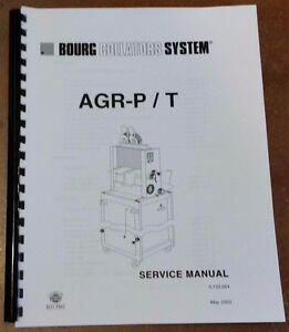 Cp Bourg Collators System Service Manual For Agr p t Stitcher Technician Manual