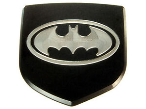 New Dodge Magnum Charger Custom Rear Car Trunk Emblem Badge Black Batman