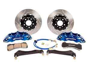 Sparta Evolution Triton Big Brake Kit Front Honda S2000 Ap2 04 09