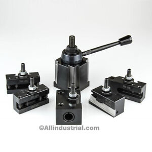 Ca Wedge Tool Post Set Cnc High Precision Quick Change Lathe Holders 400 Series
