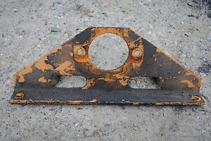 Tandem Pump Mount part H435416 Case 1845c Skid Steer