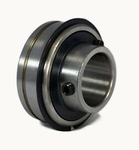 Ser207 20 Ser 20 Er 20 1 1 4 Bore Insert Bearing With Snap Ring 1 x72mm qty 4