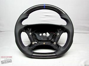 Mercedes Black Series Cls55 E55 Sl55 G55 Clk55 Amg Carbon Small Steering Wheel