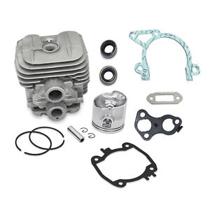 New Cylinder Rebuild Kit Fits Stihl Ts410 Ts420 Piston Gaskets Piston Rings