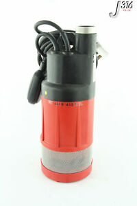 4157 Leader Multi stage Submersible Pump Ecodiver 1200a