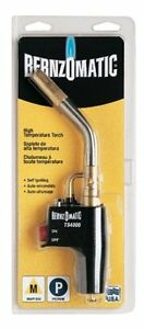 New Bernzomatic Ts4000 Soldering Brazing Torch New