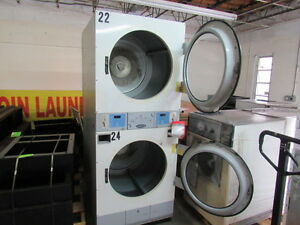 Wascomat 30lb Stack Dryers Guaranteed Running Condition