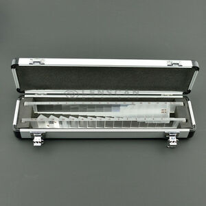 High Quality Horizontal And Vertical Prism Bar Set Optometry Prism Bar Set