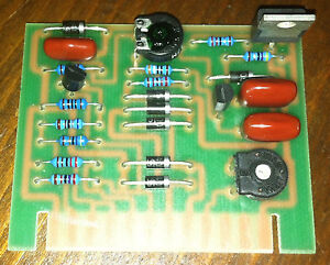 3m Thermofax Transparency Maker Part Circuit Board