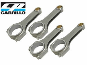 Carrillo Pro H Rod With Wmc Bolts For Chevy Ecotec 2 0 Ltg 22mm Pin Size