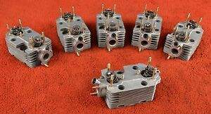 Porsche 911 1973 1 2 Cis 2 4 Cylinder Heads Fully Refurbished For 911 91 911 96